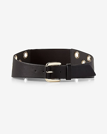 grommet stretchback belt