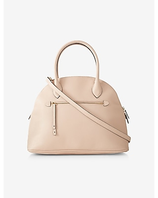 EXPRESS Women's Bags Dome Bowler Bag Neutral