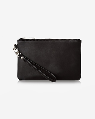 Express Womens Smooth Wristlet at Express