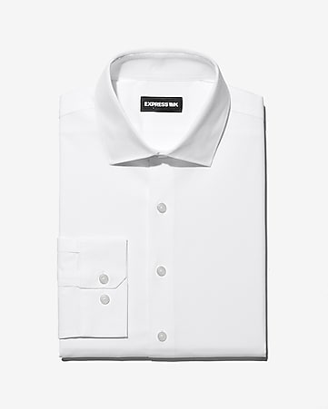 white express tech fitted 1MX shirt