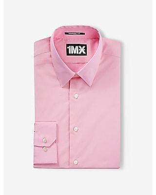 EXPRESS Men's Dress Shirts Modern Fit 1mx Shirt