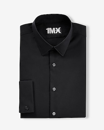 modern fit french cuff 1MX shirt