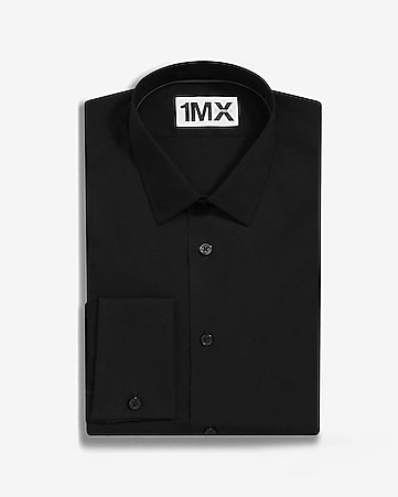 slim french cuff 1MX shirt