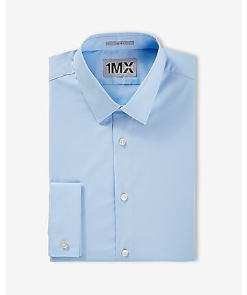 fitted french cuff 1MX shirt