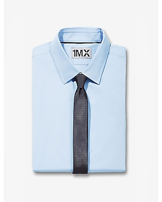 modern fit button-down collar 1MX shirt