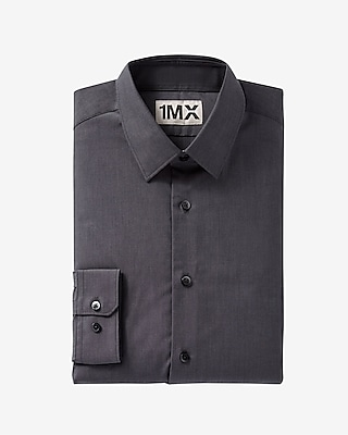 fitted iridescent 1MX shirt