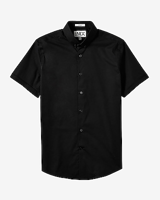 Mens Fitted Short Sleeve 1Mx Shirt