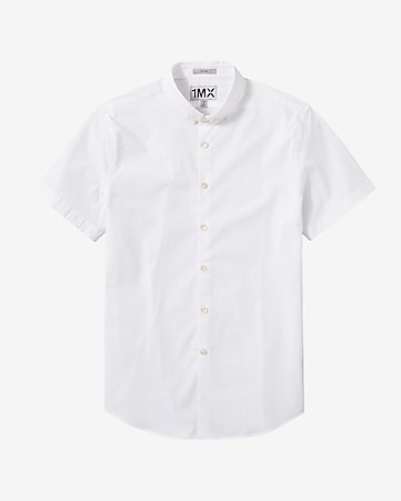 fitted short sleeve 1MX shirt