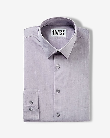 slim iridescent 1MX shirt