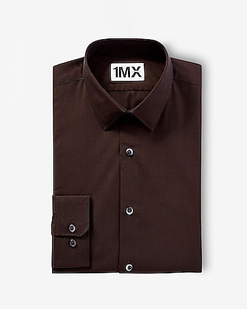extra slim iridescent 1MX shirt