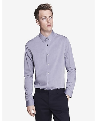 modern fit iridescent 1MX shirt