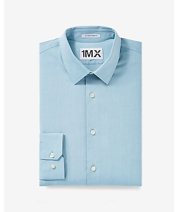 slim fit iridescent 1MX shirt