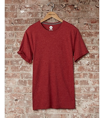 express one eleven soft wash crew neck t-shirt