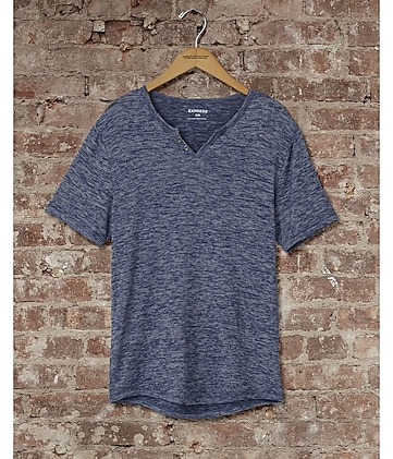 express one eleven soft wash jersey t-shirt