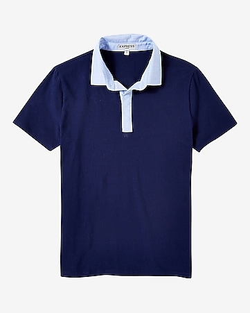 oxford collar signature polo