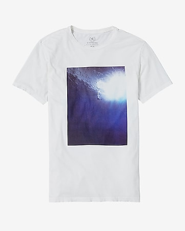 ocean diver graphic t-shirt