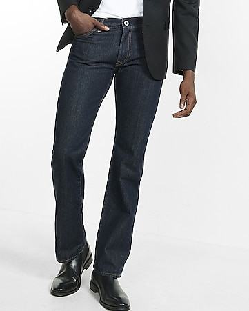 boot leg slim fit jean