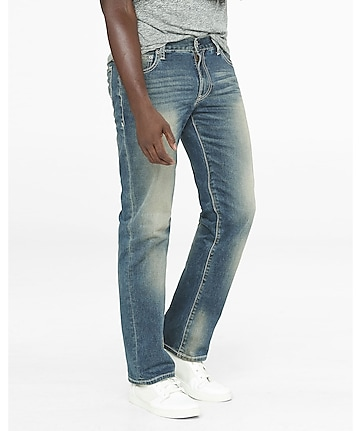 slim fit rocco flex stretch straight leg jean