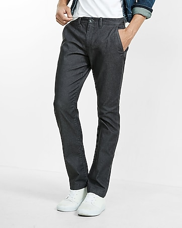 slim stretch twill finn chino pant