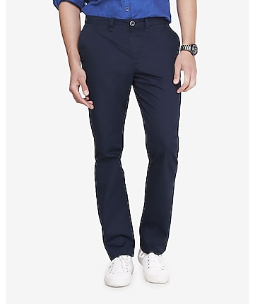modern fit camden navy chino pant