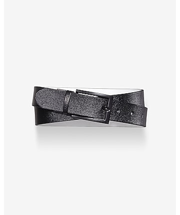 2-IN-1 reversible prong buckle belt