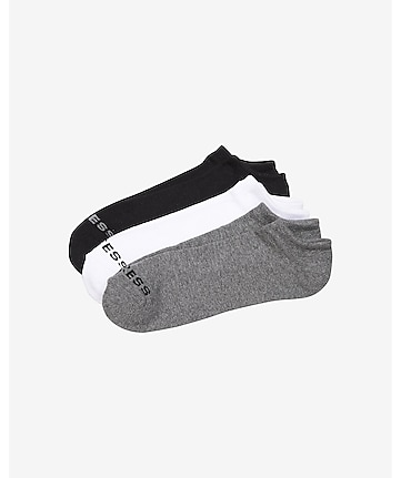 EXP core low cut solid socks 3-PACK