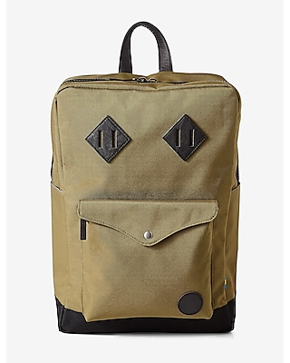 Express Mens Enter Accessories Olive Sports Backpack