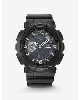 EXPRESS Men's Watches G-shock Extra Large Black Watch