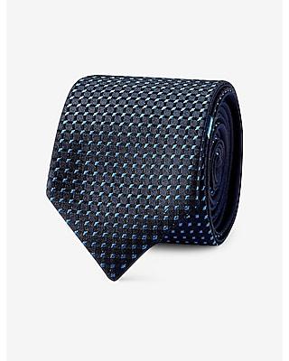 Express Mens Reversible Slim Silk Tie