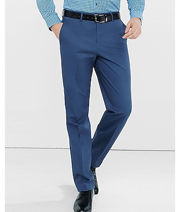 modern stretch producer dress pant
