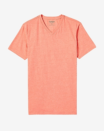 flex stretch v-neck tee