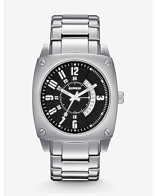 ANALOG BRACELET WATCH - SILVER