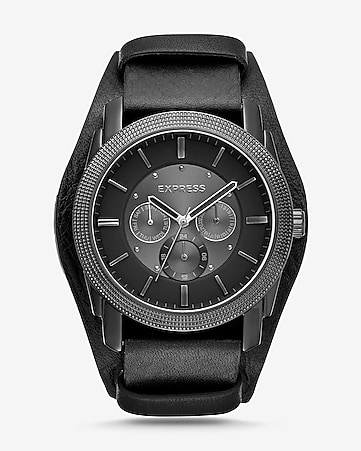 rivington fatback multifunction watch