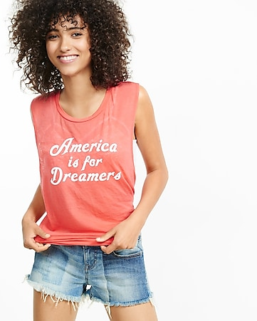 express one eleven america is for dreamers tank
