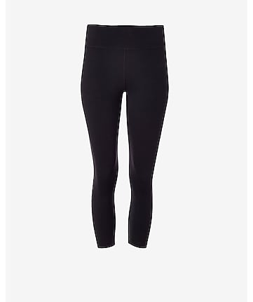 EXP core compression crop legging