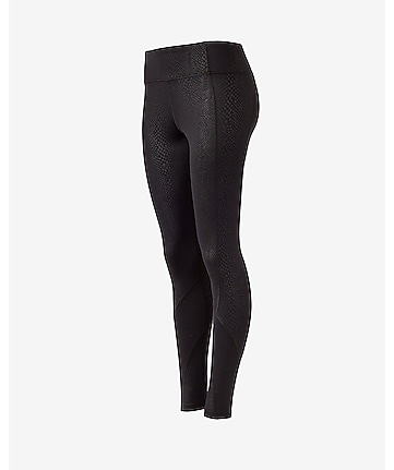snakeskin EXP core compression legging
