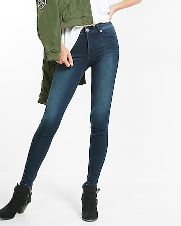 supersoft high waisted jean legging