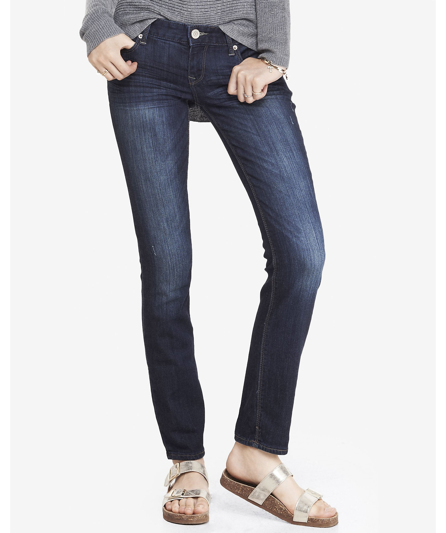 STELLA REGULAR FIT SKINNY LEG JEAN