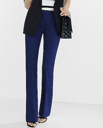 royal blue barely boot columnist pant