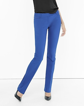 ink blue barely boot columnist pant