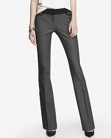 studio stretch barely boot columnist pant