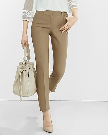 sand ultimate double weave editor ankle pant