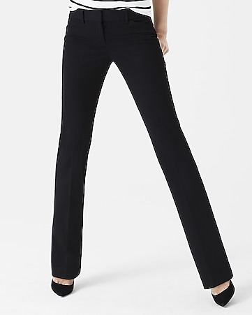 studio stretch barely boot editor pant