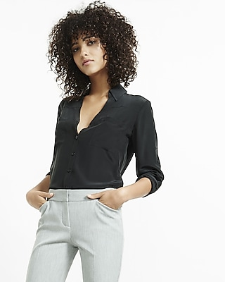 THE CONVERTIBLE SLEEVE PORTOFINO SHIRT