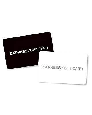 express clothing electronic online gift cards. Black Bedroom Furniture Sets. Home Design Ideas
