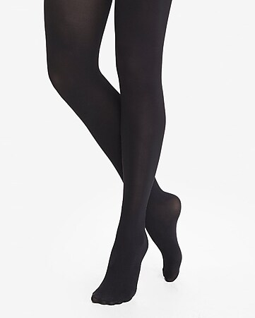 super opaque full tights