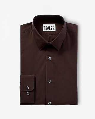 EXTRA SLIM 1MX STRETCH COTTON SHIRT
