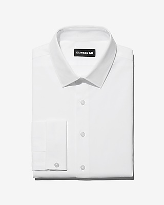 tall extra slim 1mx stretch cotton shirt