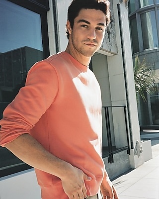 END-ON-END PRODUCER SUIT JACKET