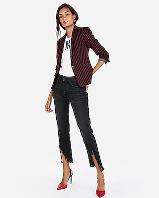 22 INCH COTTON SATEEN JACKET